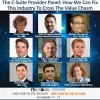 The C-Suite sourcing elite gathers in Chicago this Fall… let's meet the providers