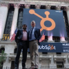 HubSpot founders Dharmesh Shah and Brian Halligan