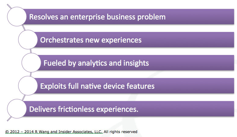 Third Generation Of Enterprise Mobile Apps