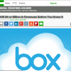 Box Will Hit $1 Billion In Revenues Before You Know It