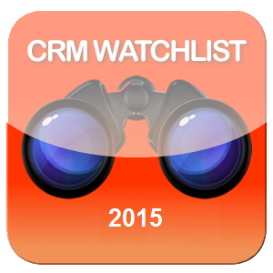 CRM Watchlist 2015 Winners: The reviews march on to Blackbaud and Gigya